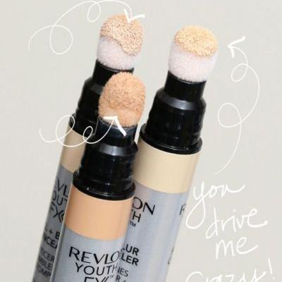 Revlon Youth FX Fill + Blur Concealer Gets Some Things Right and a Couple Things Wrong