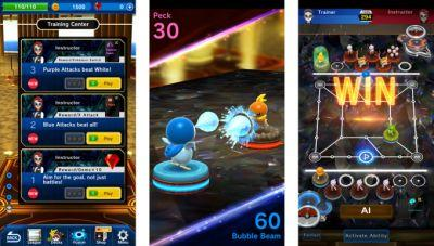Pokémon launches Duel, a new free iOS and Android strategy battle game