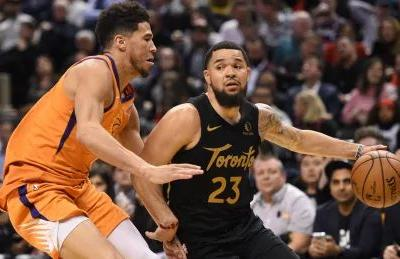 Raptors' VanVleet says people 'fed up' with racism and discrimination
