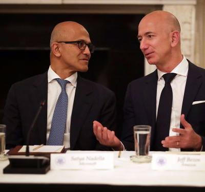 BMW and Volkswagen are relying on both Amazon and Microsoft, and it's proof that the cloud market is more complicated than you think