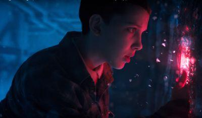 Watch the thrilling trailer for Stranger Things season two