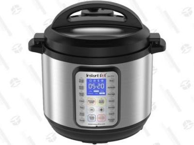 Save $60 On This Family-Sized Instant Pot, Today Only