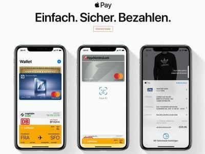 Apple Pay likely launching in Germany as soon as tomorrow after recent 'coming soon' update