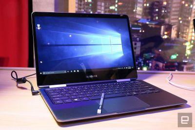Samsung's pen-equipped Notebook 9 Pro arrives in late June