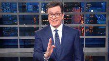 Stephen Colbert Has A Golden Response To Latest Trump 'Pee Tape' Claims