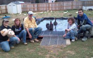 Volunteers Flocked To Rebuild Waterfowl Sanctuary After A Tornado, Aided By Your Support