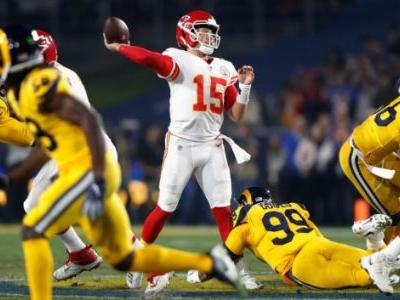 Top Daily Fantasy Players Week 13: Mahomes And Goff Back In Action