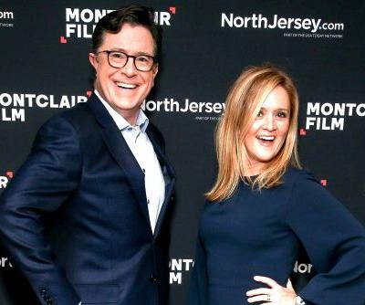 Stephen Colbert, Samantha Bee unload on Hollywood's sex scandals