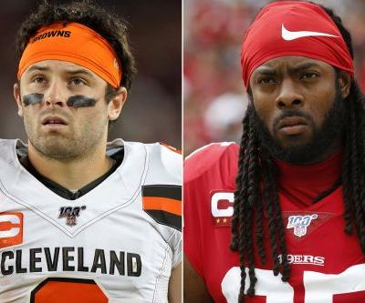 Baker Mayfield pulled some 'college s-t' on annoyed Richard Sherman