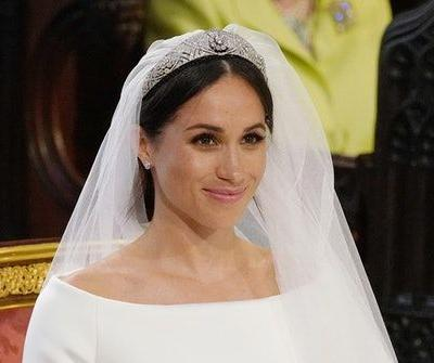 Meghan Markle's Wedding Hair Was Meant To Be Messy & I'm Dead
