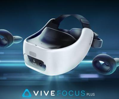 HTC announces new Vive Focus with two updated motion controllers