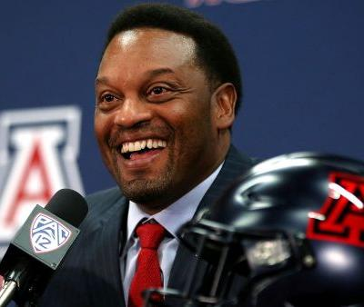 Kevin Sumlin says coaching Arizona is 'the right challenge'