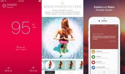 9 paid iPhone apps on sale for free