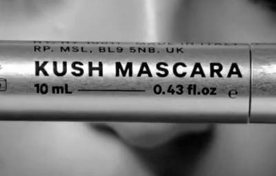This Cannabis-Oil Infused Mascara Gives High Volume a Whole New Meaning