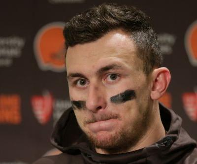 Johnny Manziel gets permission to play football next year