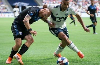 Earthquakes hand struggling Whitecaps 5th straight loss