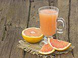 Fruit juice increases your risk of early death - even MORE than soda, study finds