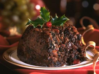 Raising a Glass to Christmas Pudding, a Festive British Dessert
