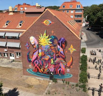 """Balance"" by SheepChen in Sweden"