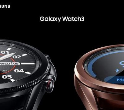 Samsung Galaxy Watch 3 Announced With Blood Oxygen Monitoring