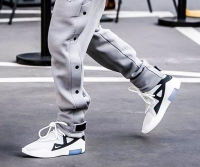 Jerry Lorenzo Takes a Walk in New Nike Air Fear of God 1 Colorway