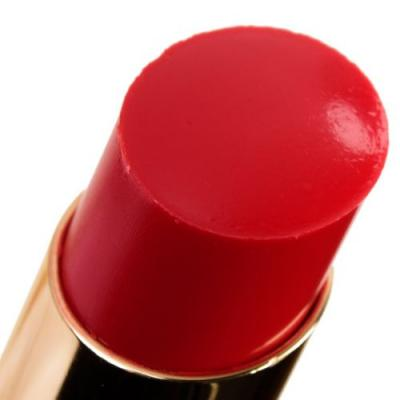 YSL Make It Burn, Ready to Seduce, Red in the Dark Rouge Voluptes Reviews & Swatches