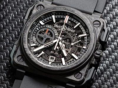 7 carbon fibre watches that will score you solid style points
