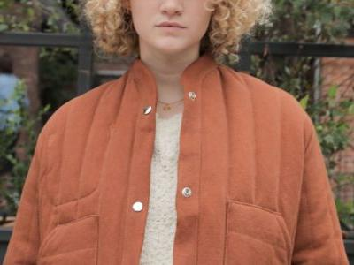 The Cozy Quilted Jacket Whitney's Eyeing This Winter