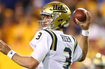 Josh Rosen says football and school don't go together, Shannon explains if he's right