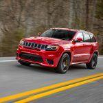 2018 Jeep Grand Cherokee Trackhawk Dissected: Powertrain, Performance, Chassis, and More! - Feature