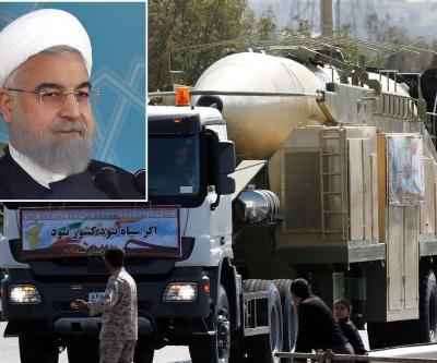 Iran's president says country will 'strengthen' missile capabilities