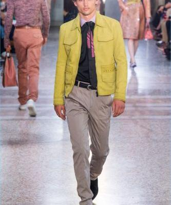 Bottega Veneta Embraces Color & Texture for Spring '18 Collection