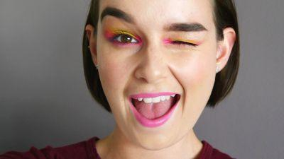You Beautiful Rule-Breaking Moth: Makeup Looks Inspired by the Compliments of Leslie Knope