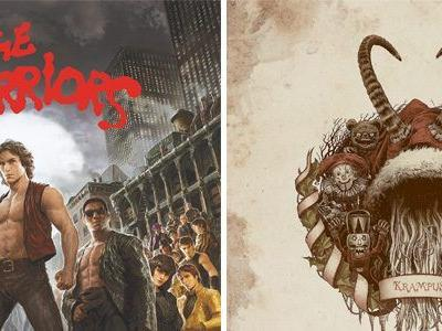 Cool Stuff: Waxwork Records Releases 'The Warriors' and 'Krampus' Soundtracks on Vinyl