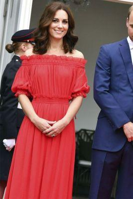 Kate Middleton Just Wore Her Hottest Look YetThe Duchess of