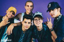 CNCO's 'Se Vuelve Loca' Hits No. 1 on Latin Pop Songs Chart