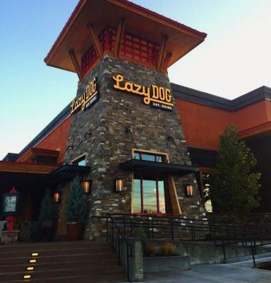 Lazy Dog Restaurant & Bar Opens in Roseville, CA