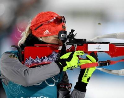 There is actually a logical explanation for why there is an Olympic sport that combines cross-country skiing and guns
