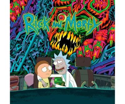 'Rick and Morty' to Release 26-Track Album