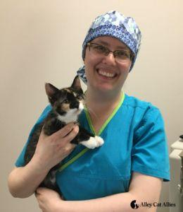 A Profile in Compassion: Dr. Christine Braun-Volunteer to Veterinarian