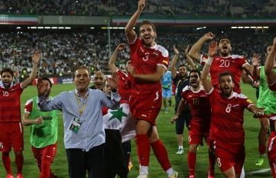 World Cup qualifying: War-torn Syria keeps dream alive with draw