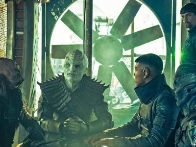 First Look At Star Trek: Discovery's New Aliens