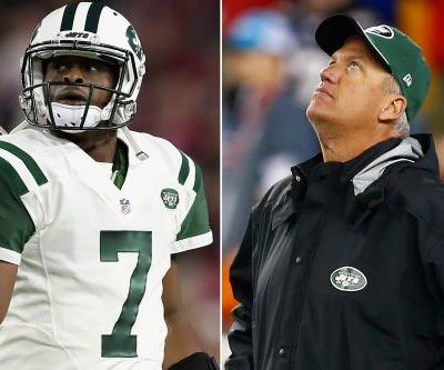 Geno Smith unloads on 'snake' Rex Ryan after random Jets dis