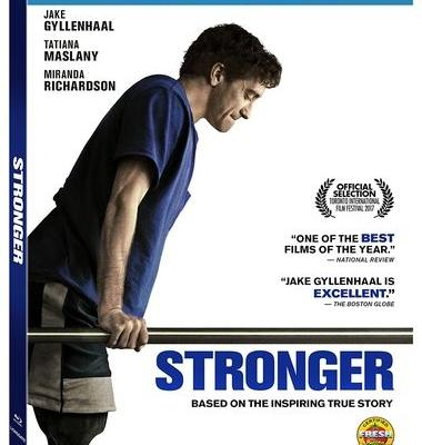 Blu-ray Review: Stronger (2017)