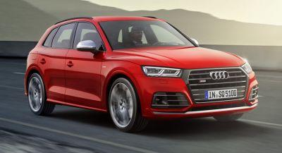 All-New 2018 Audi SQ5 With 354 HP Breaks Cover At Detroit