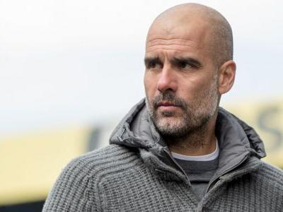 Man City's Guardiola: Tottenham, Manchester United 'absolute finals'