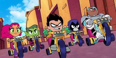 Blu-ray Review: Teen Titans Go! To the Movies