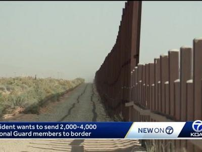 NM Congressional leaders speak out about border wall plans