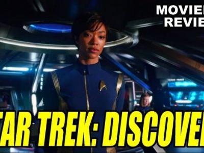 MovieBob Reviews - STAR TREK: DISCOVERY