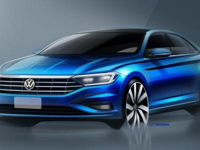 The Next VW Jetta Will Look Something Like This